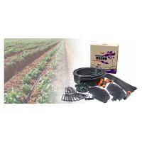 Капельный полив ЖУК комплект «Парниковый» от водопровода на 30 растений(площади 9 кв.м)
